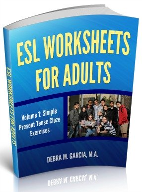 Free ESL Worksheets for Beginners and Beyond